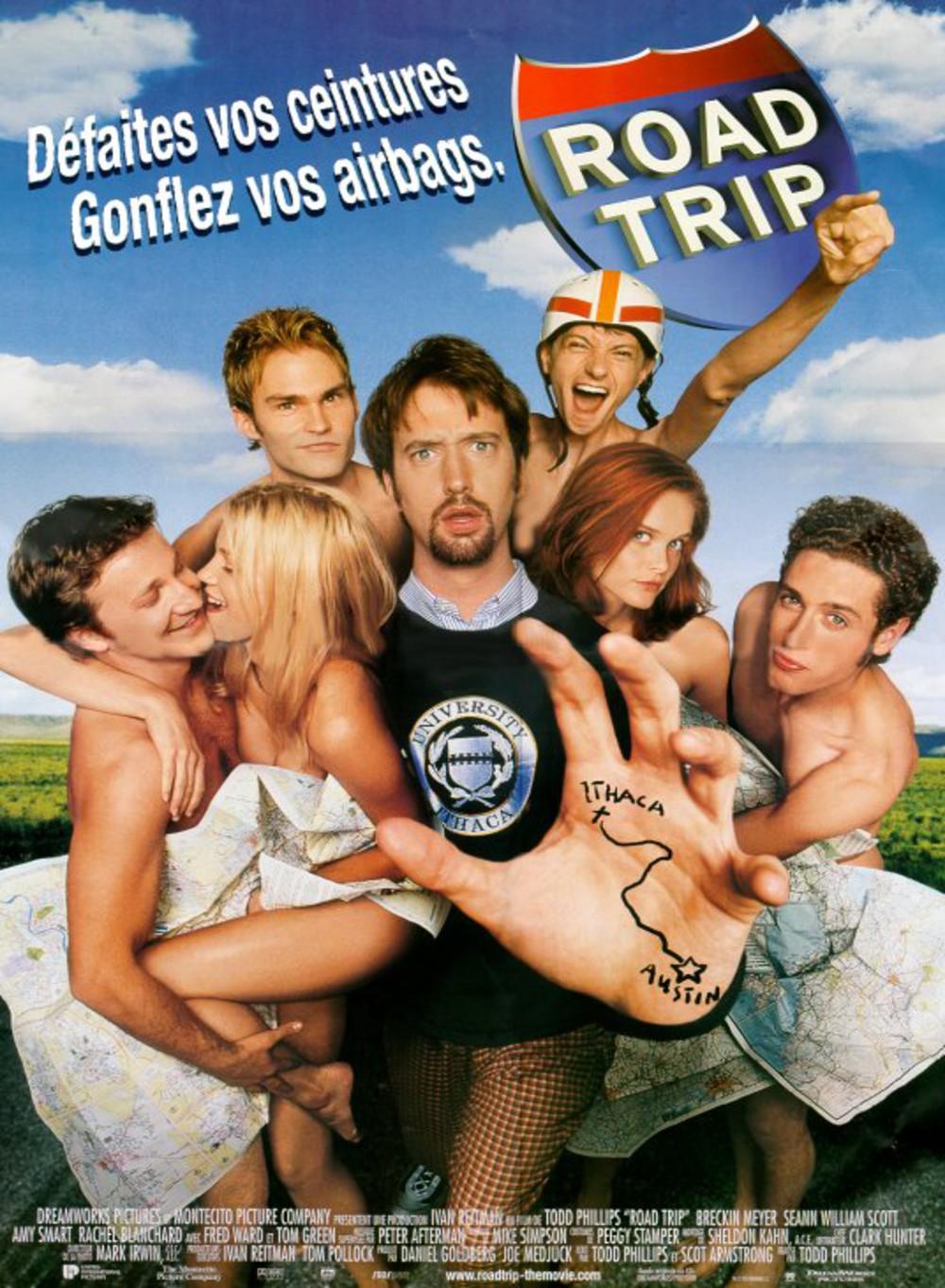 affiche du film Road Trip