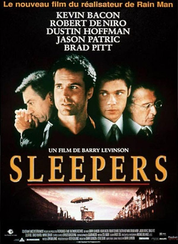 affiche du film Sleepers