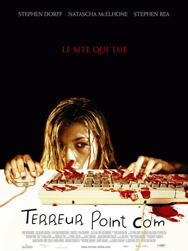 affiche du film Terreur.point.com