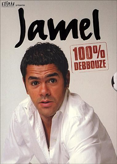 affiche du film Jamel Debbouze: 100% Debbouze