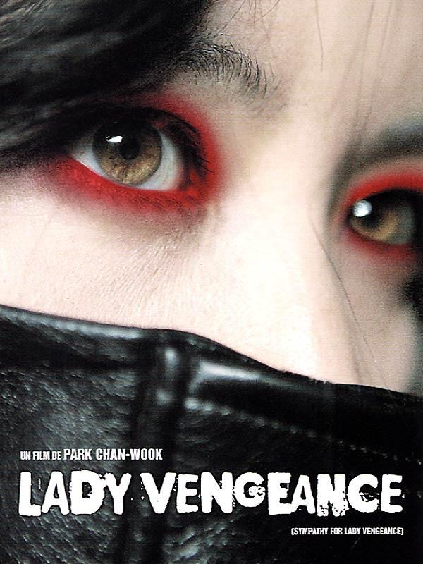 affiche du film Lady Vengeance
