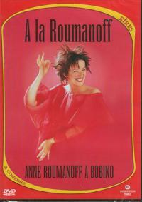 affiche du film Anne Roumanoff: À la Roumanoff