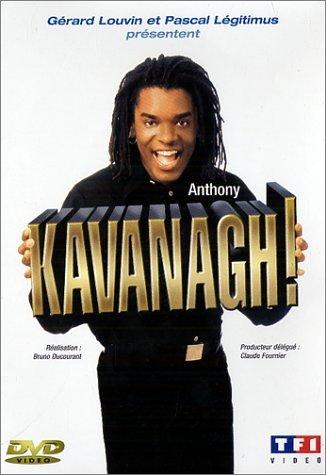 affiche du film Anthony Kavanagh !