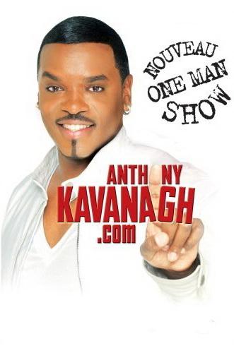 affiche du film Anthony Kavanagh.com