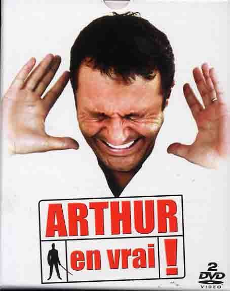 affiche du film Arthur: En Vrai !