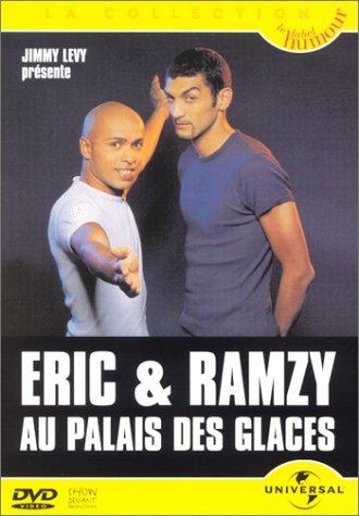 affiche du film Eric & Ramzy: Au Palais des Glaces