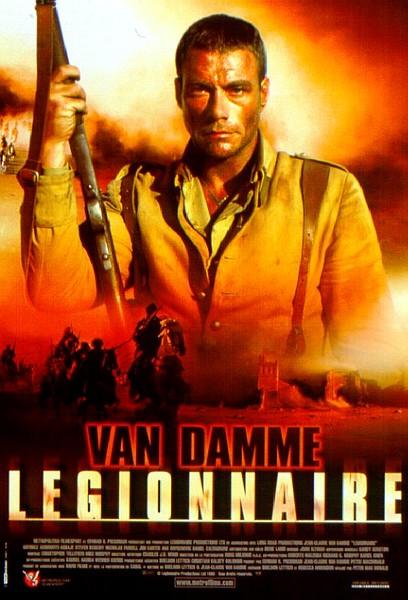affiche du film Légionnaire
