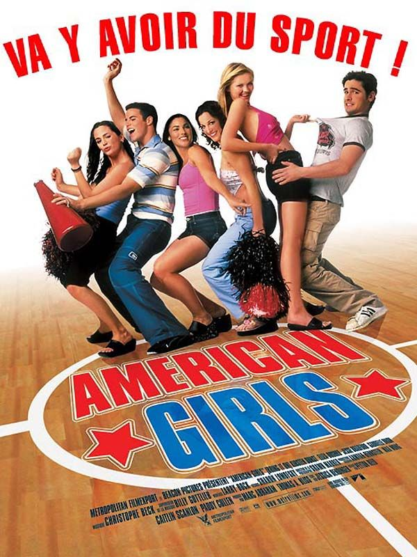 affiche du film American Girls