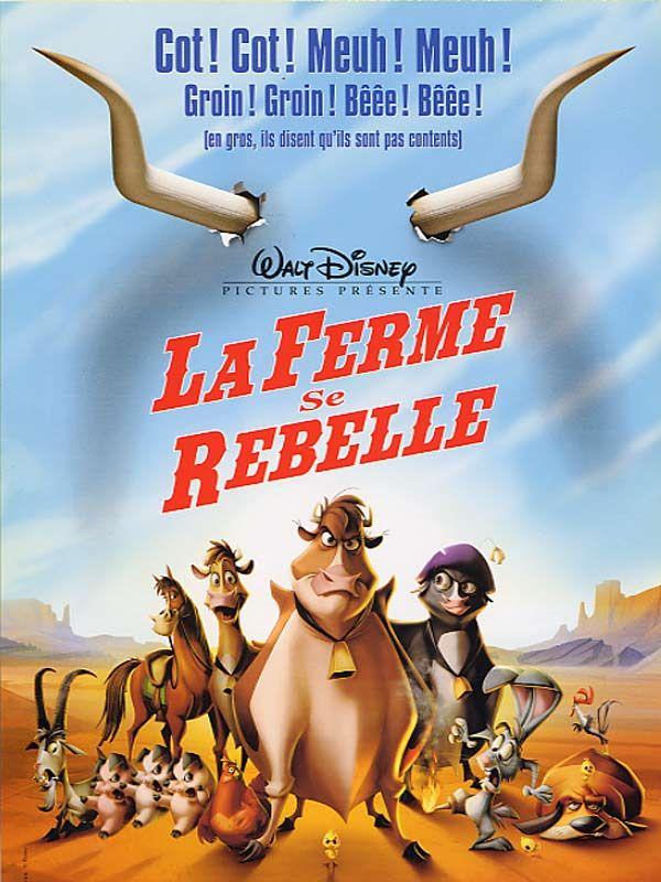 affiche du film La Ferme se rebelle
