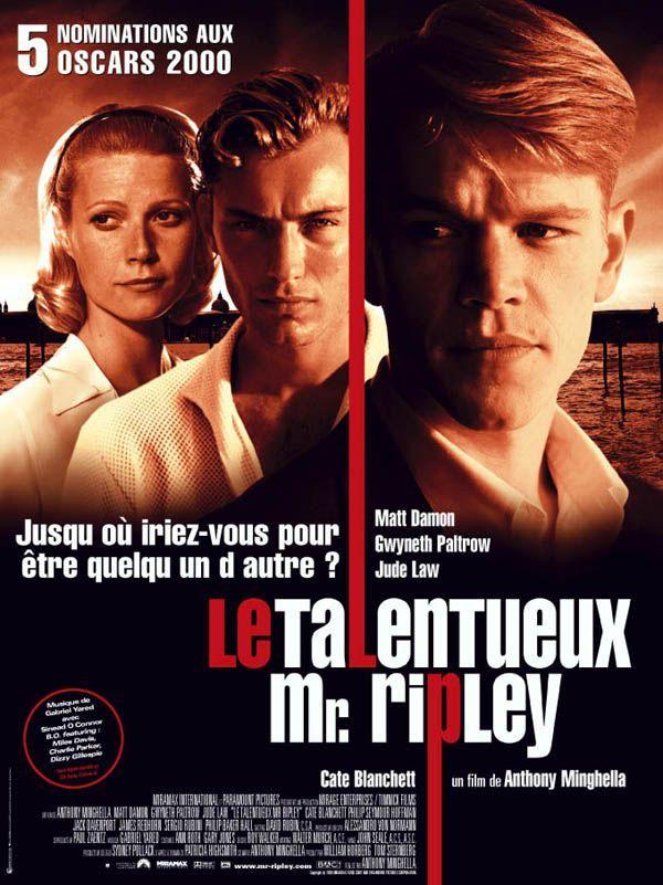 affiche du film Le talentueux Mr. Ripley