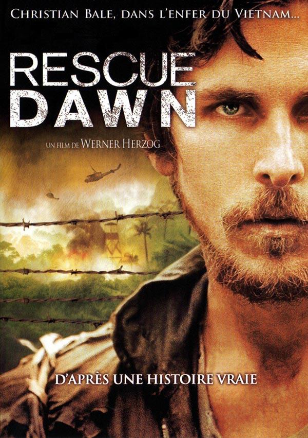 affiche du film Rescue Dawn