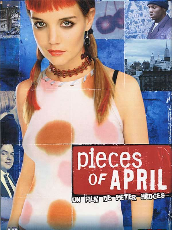 affiche du film Pieces of April