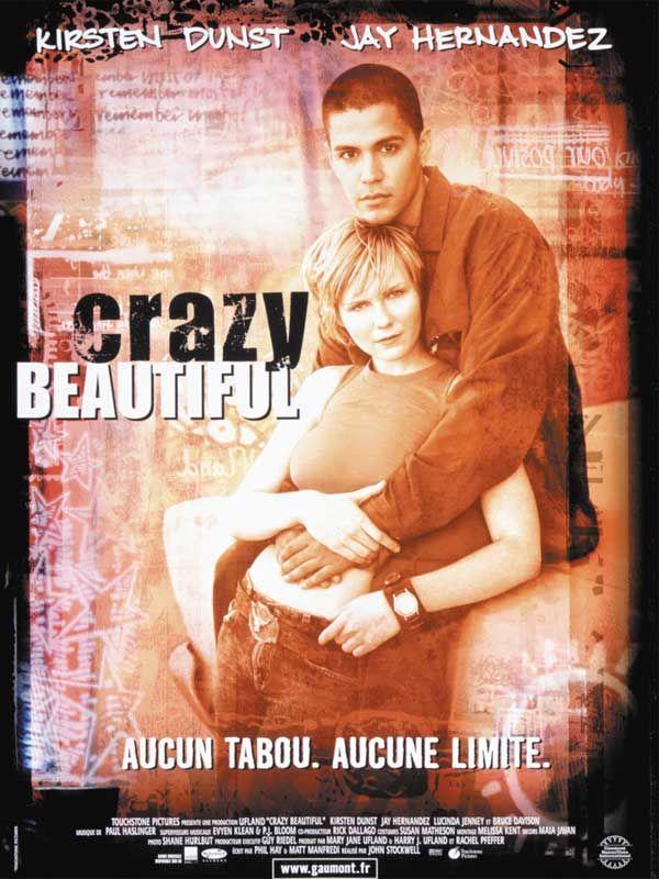 affiche du film Crazy/Beautiful