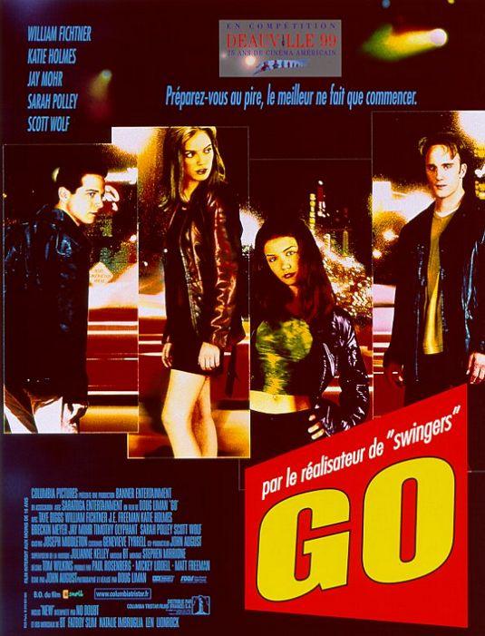 affiche du film Go