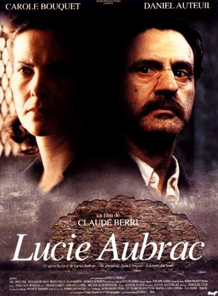 affiche du film Lucie Aubrac