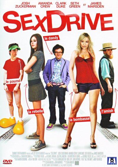affiche du film Sex Drive