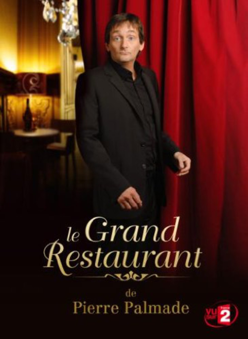 affiche du film Le grand restaurant (TV) (2010)