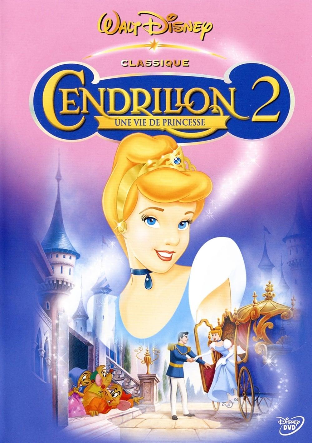 affiche du film Cendrillon 2 : Une vie de princesse (TV)