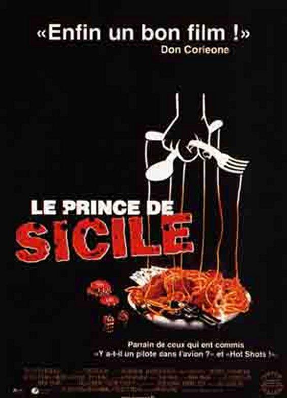 affiche du film Le prince de Sicile