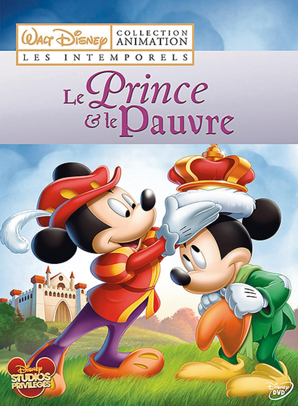 affiche du film Le prince et le pauvre (1990)