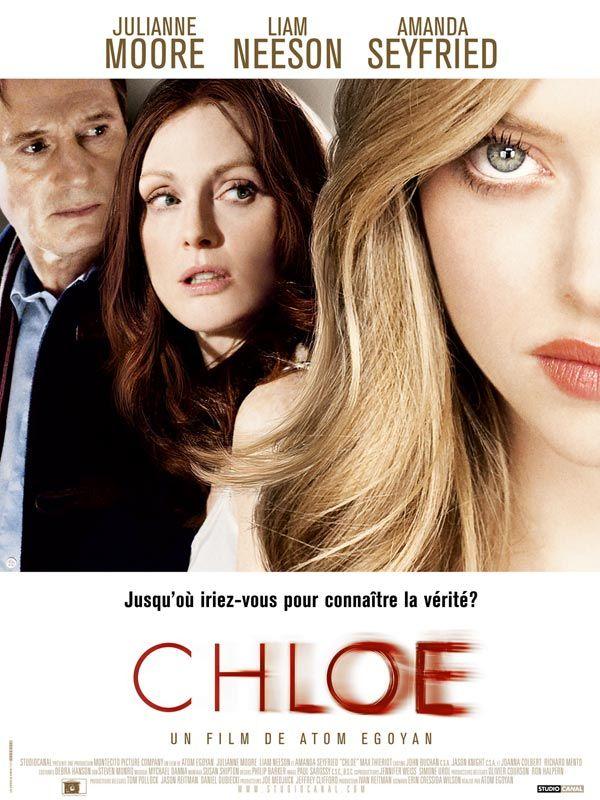 affiche du film Chloé