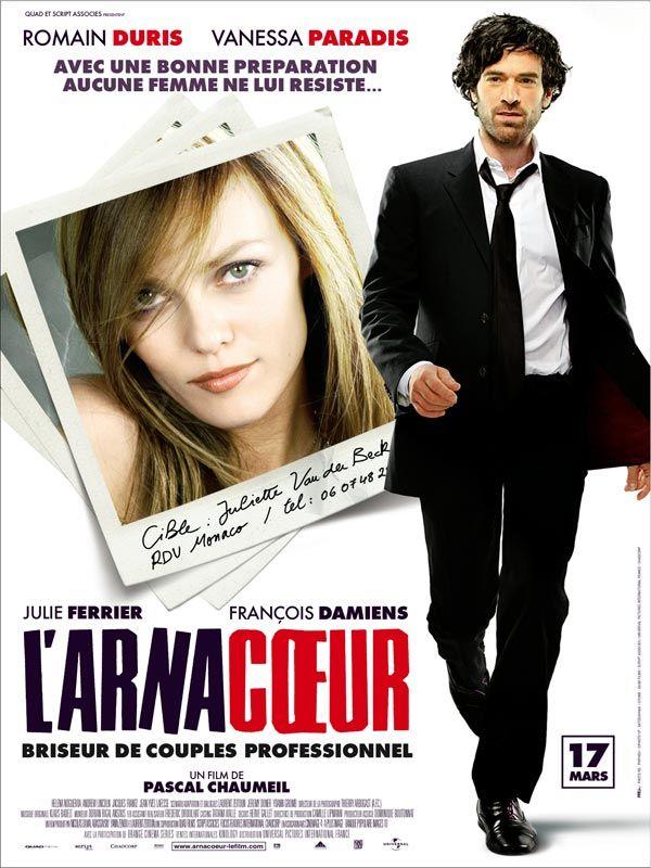 affiche du film L'arnacœur