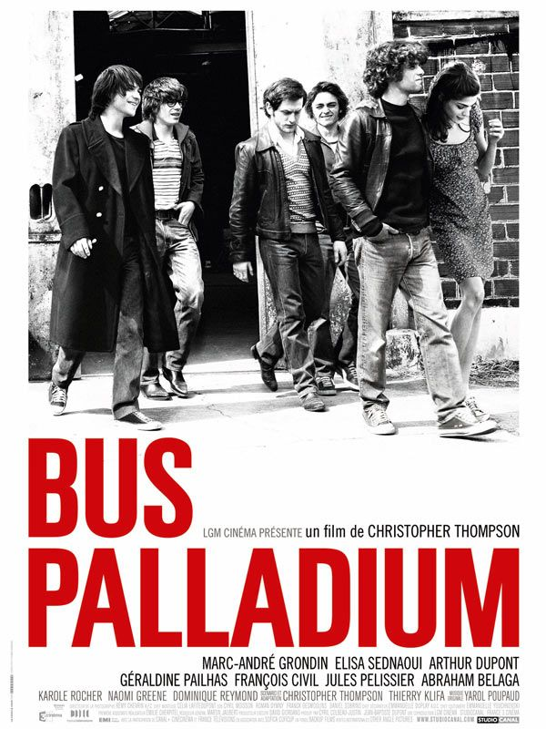 affiche du film Bus Palladium