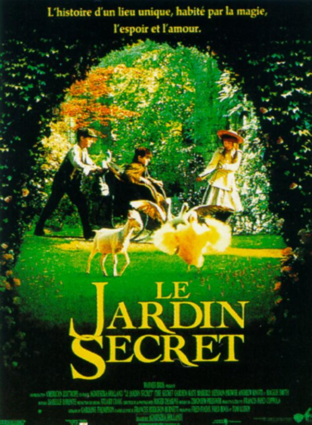 affiche du film Le Jardin secret (1993)