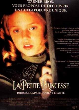 affiche du film La petite princesse