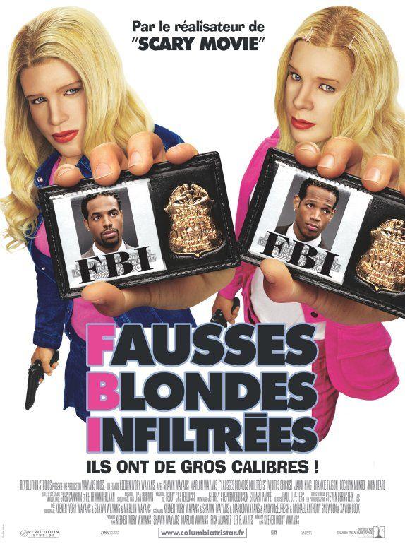affiche du film FBI : Fausses blondes infiltrées