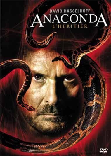 affiche du film Anaconda 3 : L'héritier (TV)