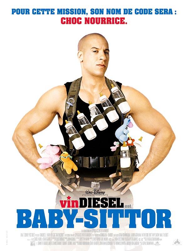 affiche du film Baby-Sittor