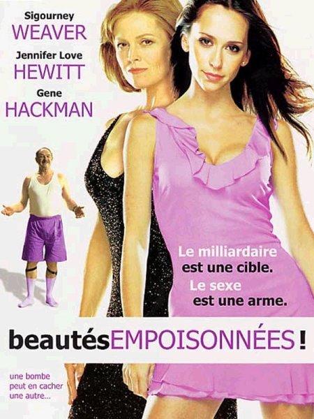 affiche du film Beautés empoisonnées !