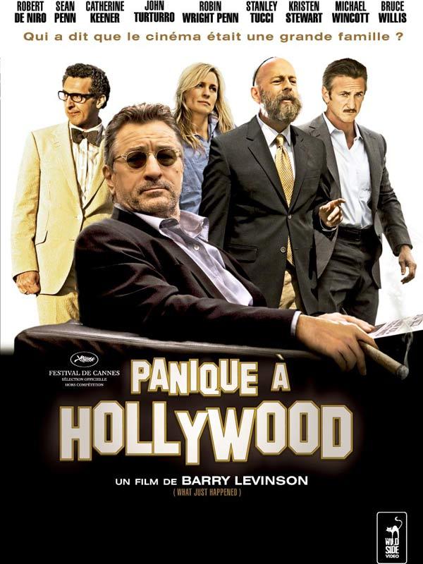affiche du film Panique à Hollywood