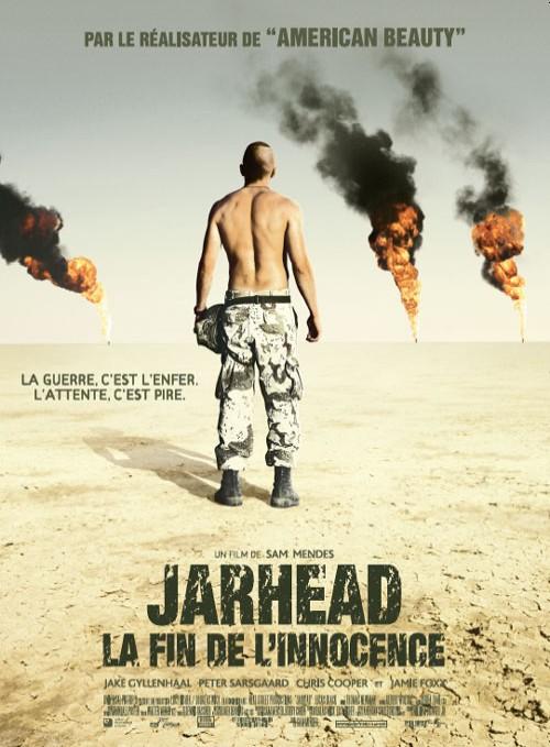 affiche du film Jarhead : La fin de l'innocence