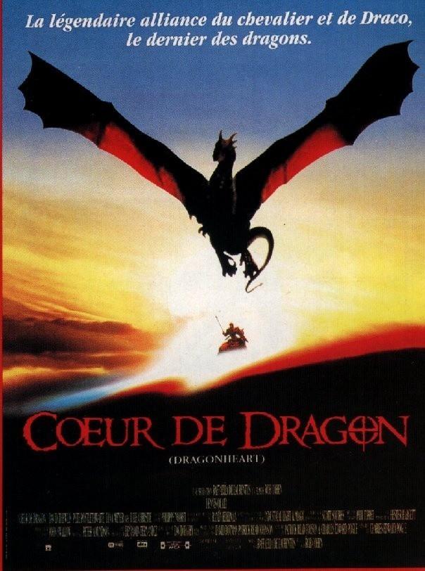 affiche du film Cœur de dragon