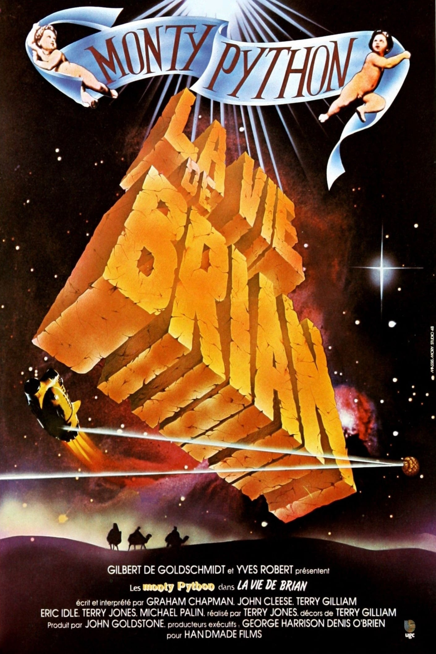 affiche du film La Vie de Brian