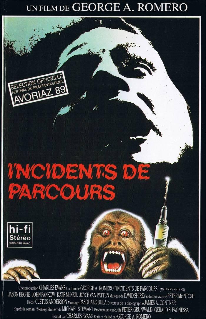affiche du film Incidents de parcours