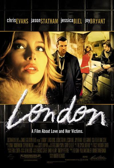 affiche du film London