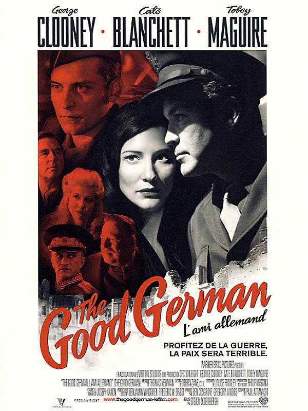 affiche du film The Good German