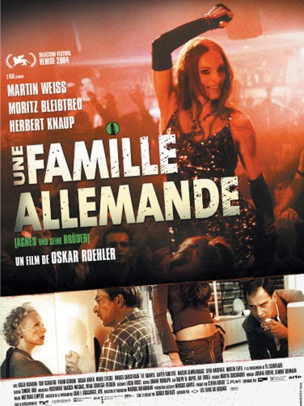 affiche du film Une famille allemande