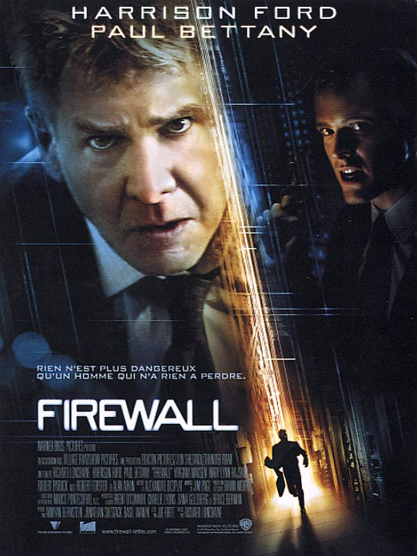affiche du film Firewall