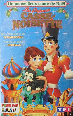 affiche du film Le Prince Casse-noisette