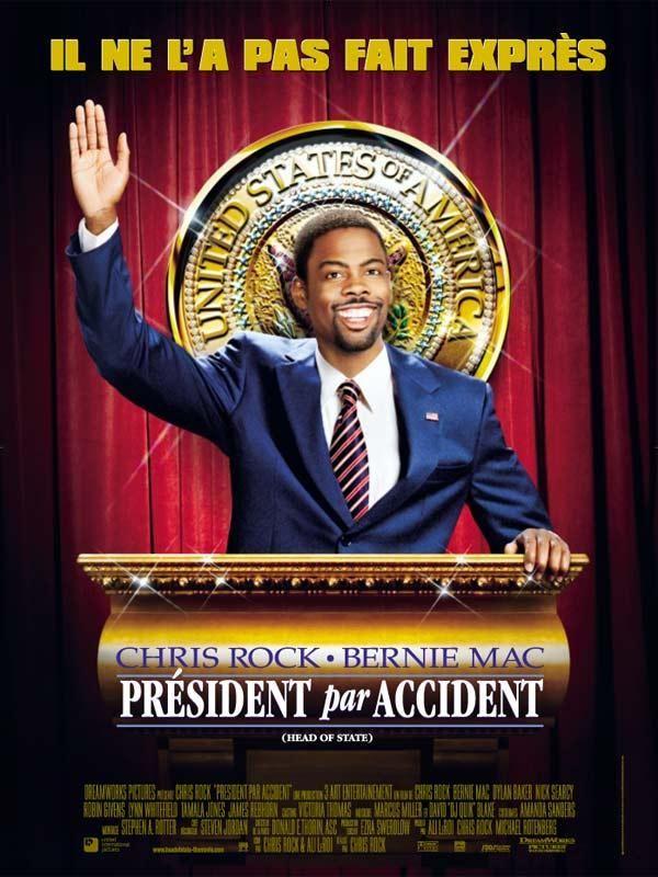 affiche du film Président par accident