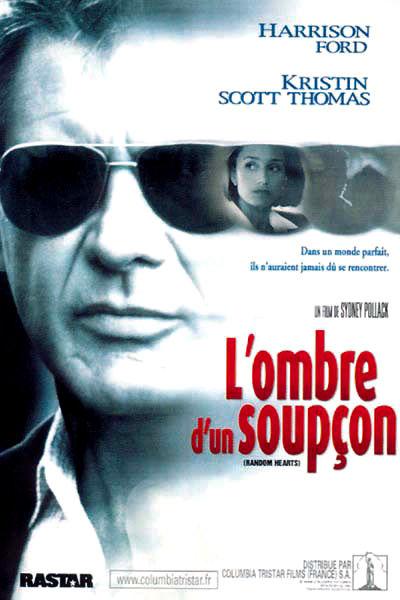 affiche du film L'ombre d'un soupçon