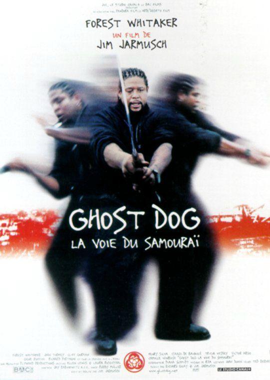 affiche du film Ghost Dog, la voie du samouraï