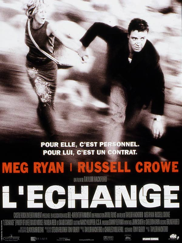 affiche du film L'échange (2000)