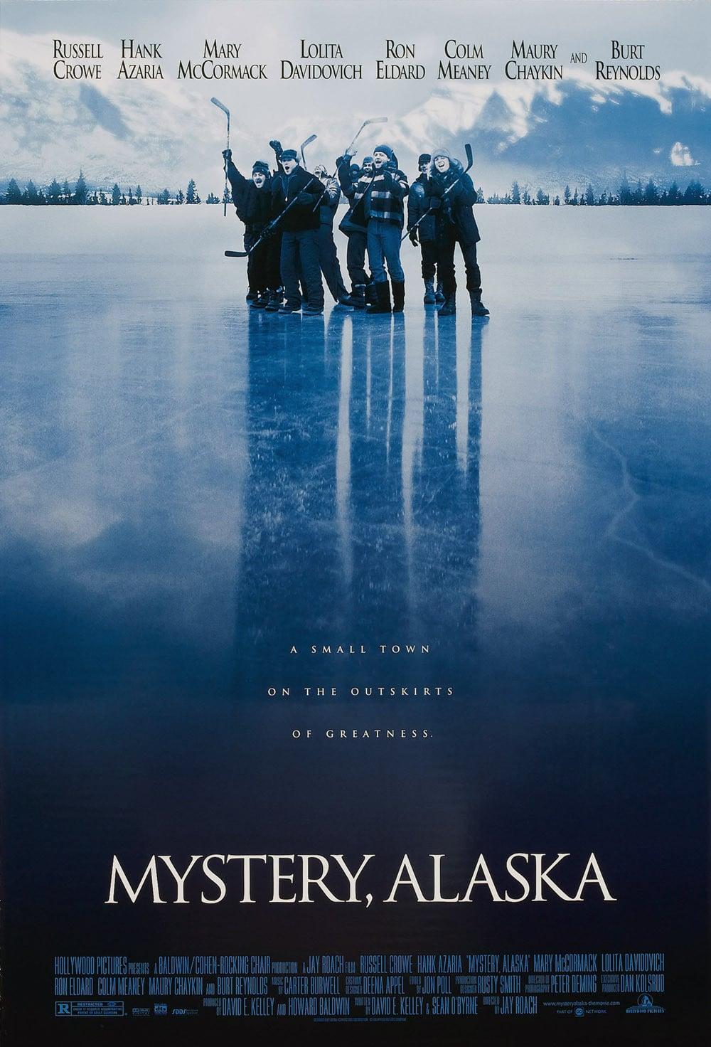 affiche du film Mystery, Alaska