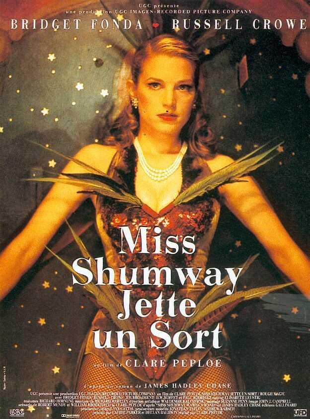 affiche du film Miss Shumway jette un sort