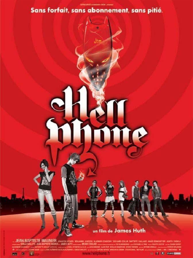 affiche du film Hellphone